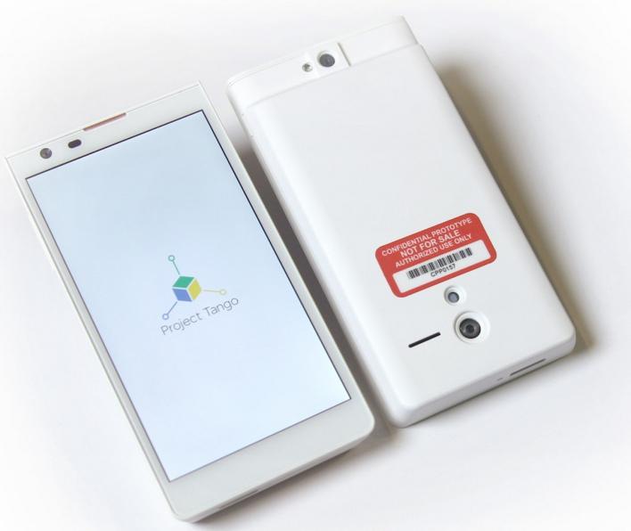 project tango phone